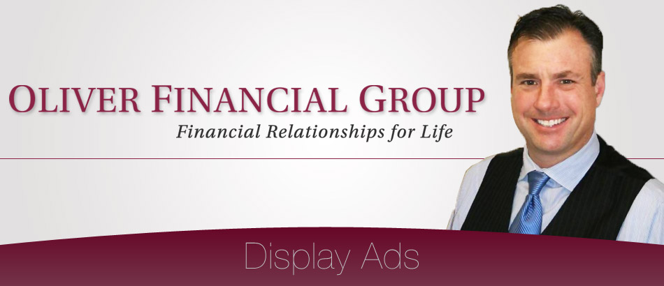 Oliver Financial Group Display Ads