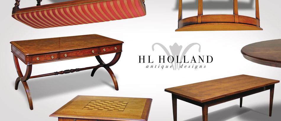 H.L. Holland 2011 Catalog